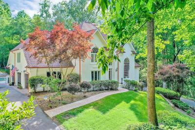 Roswell Single Family Home For Sale: 260 Galsworthy Court
