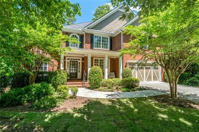 Suwanee Single Family Home For Sale: 159 Leah View Walk