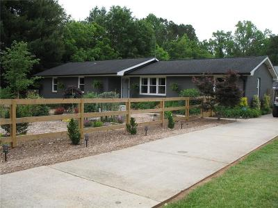 Powder Springs Single Family Home For Sale: 4349 Macedonia Road