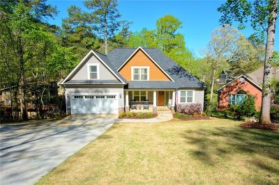 Villa Rica Single Family Home For Sale: 9023 N Tarnwood Place