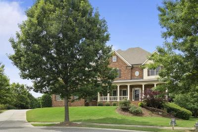 Braselton Single Family Home For Sale: 2775 Shumard Oak Drive