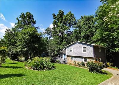 Duluth Single Family Home For Sale: 2520 Landington Way