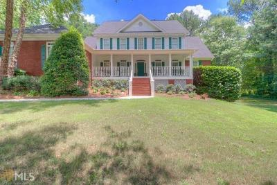 Grayson Single Family Home For Sale: 980 Hillside Mill Drive