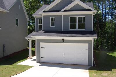 Jasper Single Family Home For Sale: 183 Hood Park Court N