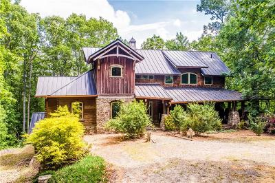 Talking Rock Single Family Home For Sale: 396 Gaults Gulch Road