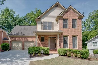 East Atlanta Single Family Home For Sale: 637 Flat Shoals Avenue SE
