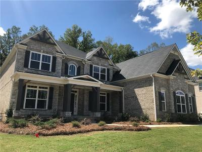 Cumming Single Family Home For Sale: 6610 Westfall Parkway