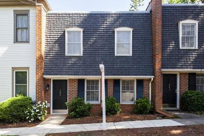 Decatur Condo/Townhouse For Sale: 245 Montgomery Street