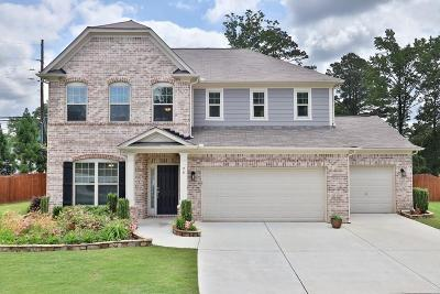 Suwanee Single Family Home For Sale: 96 Daniel Creek Trace