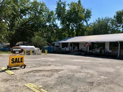 Pickens County Commercial For Sale: 1215 Talking Rock Road