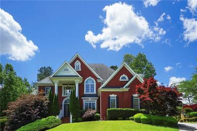 Suwanee Single Family Home For Sale: 4997 Price Drive