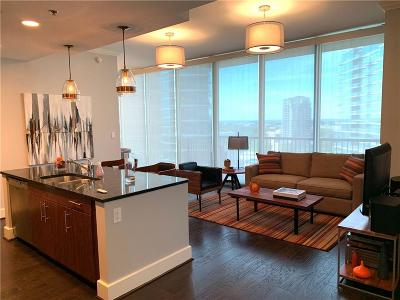 Midtown Condo/Townhouse For Sale: 1080 Peachtree Street NE #1512