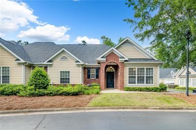 Roswell Condo/Townhouse For Sale: 1602 Village Lane