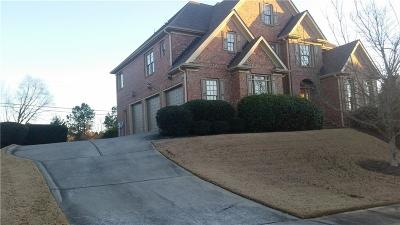 Buford Single Family Home For Sale: 2807 Country House Lane