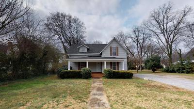 Rome Single Family Home For Sale: 504 Cedar Avenue SW