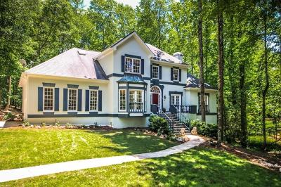Johns Creek Single Family Home For Sale: 5495 Cameron Forest Parkway