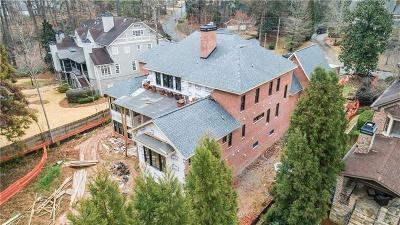 Chastain Park Single Family Home For Sale: 100 Lake Forrest Lane NE