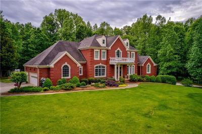 Dawsonville Single Family Home For Sale: 147 Concord Drive