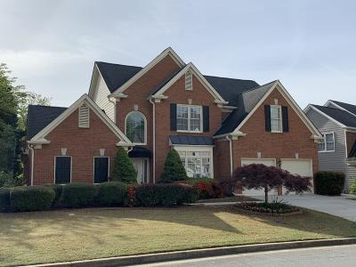 Dunwoody Single Family Home For Sale: 2372 Briarleigh Way