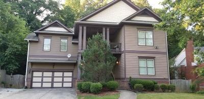 East Atlanta Single Family Home For Sale: 1280 NE Eastland SE