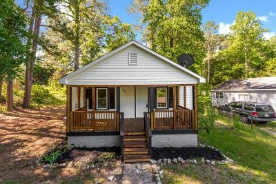 Dallas Single Family Home For Sale: 369 Old Acworth Road