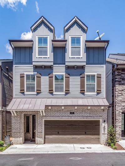 Smyrna Single Family Home For Sale: 433 Cranleigh Ridge