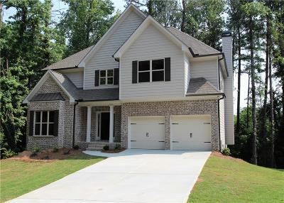 Lilburn Single Family Home For Sale: 308 Jennifer Lane