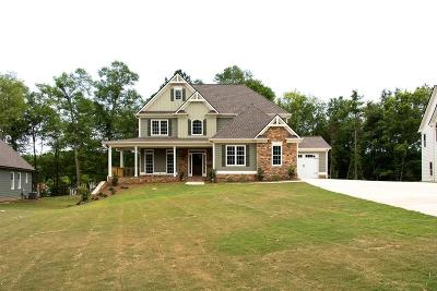 Euharlee Single Family Home For Sale: 32 River Birch Drive