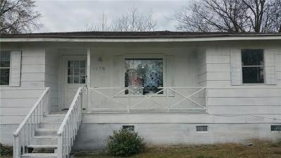 Adairsville Single Family Home For Sale: 157B Martin Luther King Drive