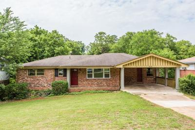Decatur Single Family Home For Sale: 2323 Miriam Lane