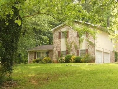 Lilburn Single Family Home For Sale: 4863 Rock Haven Drive