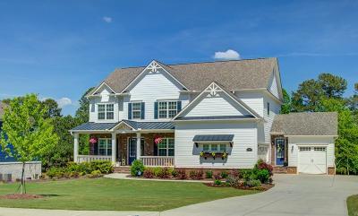 Milton Single Family Home For Sale: 570 Killian Lane