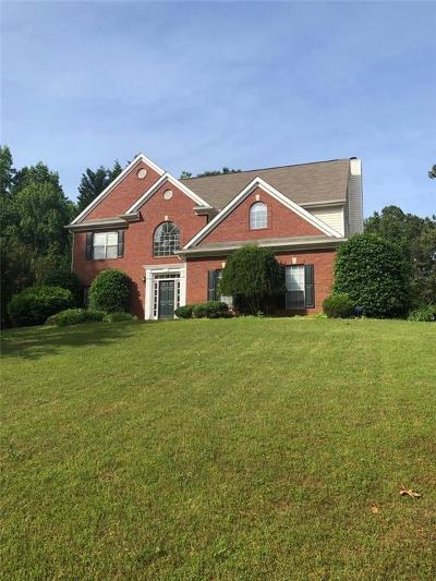 Jonesboro Single Family Home For Sale: 2244 Talbot Ridge