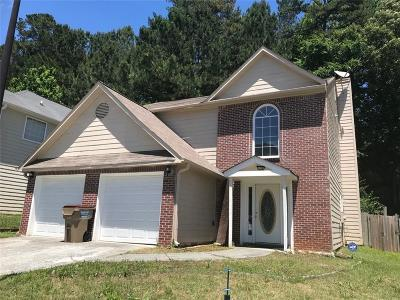 Lilburn Single Family Home For Sale: 5190 Harbins Point Lane NW
