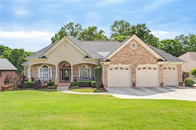 Douglasville Single Family Home For Sale: 3423 Stembler Ridge