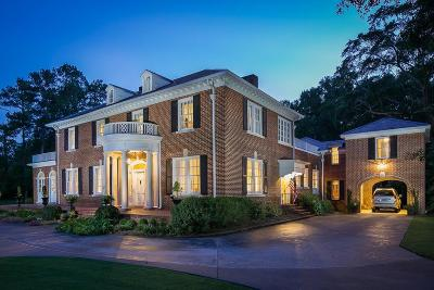 Monroe Single Family Home For Sale: 321 N Broad Street