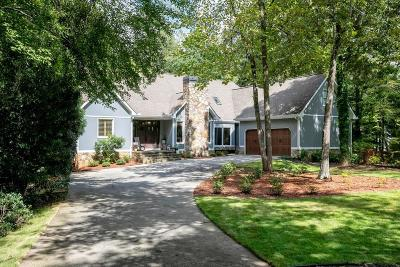 Roswell Single Family Home For Sale: 2020 Stonehedge Road