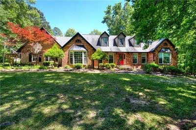 Carroll County, Coweta County, Douglas County, Haralson County, Heard County, Paulding County Single Family Home For Sale: 3320 Bomar Road