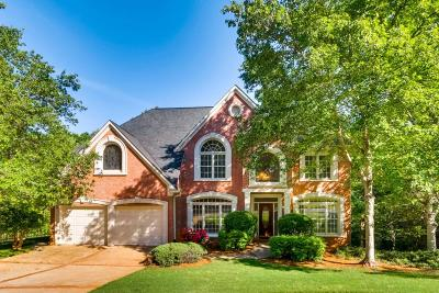 Roswell Single Family Home For Sale: 130 Longwater Cove