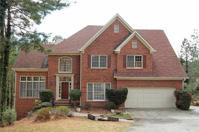Alpharetta Single Family Home For Sale: 3371 Mallard Lake Place