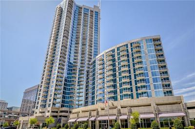 Atlanta Condo/Townhouse For Sale: 400 W Peachtree Street NW #2708