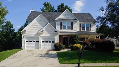 Dacula Single Family Home For Sale: 2849 Merrion Park Lane