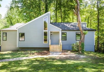 Marietta Single Family Home For Sale: 3090 Holly Mill Run