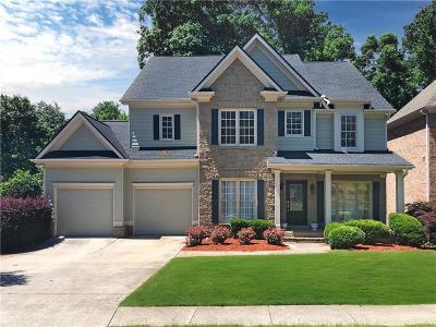 Lawrenceville Single Family Home For Sale: 1113 Hidden Spirit Trail