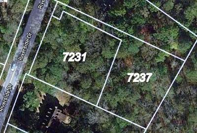 Sandy Springs Residential Lots & Land For Sale: 7231 Riverside Drive