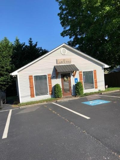 Hall County Commercial For Sale: 6561 Main Street