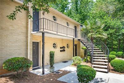 Sandy Springs Condo/Townhouse For Sale: 5400 Roswell Road #K6