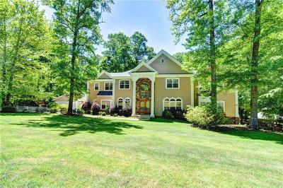 Alpharetta Single Family Home For Sale: 11850 Little Creek Crossing