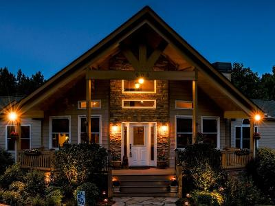 Waleska Single Family Home For Sale: 900 Garland Mountain Trail