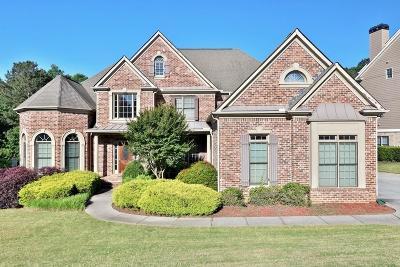 Bridgemill Single Family Home For Sale: 5153 Millwood Drive